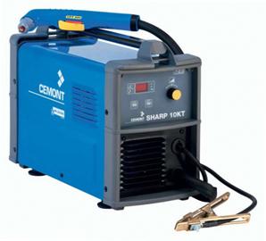 SHARP 10 KT (Integrated compressor)
