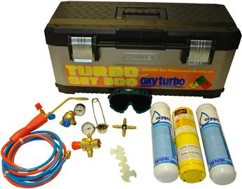 Oxyturbo Turbo Set 300Pro