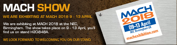 Telford Group Ltd will be exhibiting at the MACH Exhibition at the NEC 9th -13 April 2018