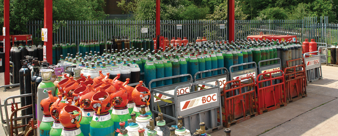 BOC - INDUSTRIAL GASES