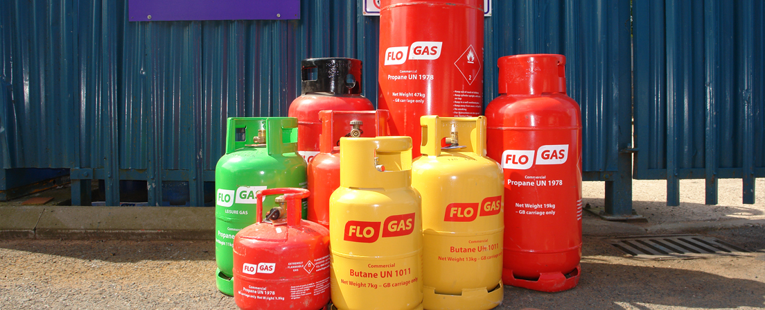 FLOGAS - INDUSTRIAL AND DOMESTIC GASES