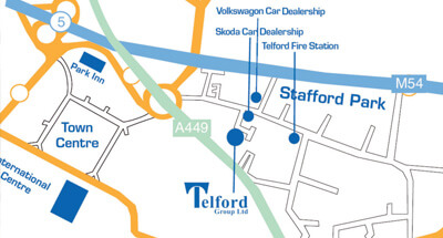 About Telford Group