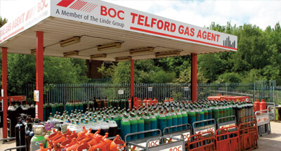 Telford Group Gases
