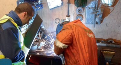 Welder Training